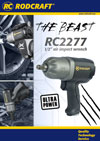 RC2277 ½'' air impact wrench